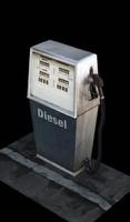 gasoline vintage fbx