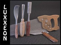 tools woodworkers wood work obj free