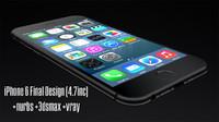 3d iphone 6 final