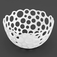 Perforated Bowl 02