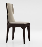 giorgetti tiche chair 3d model
