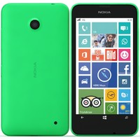 3d model nokia lumia 630 green