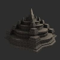aztec pyramid max