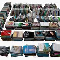 book mht-col-01 3d max