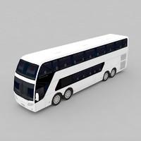 3d autobus games model
