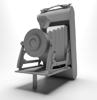 3d old camera
