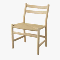 chair hans j wegner max