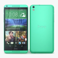 3ds max htc desire 816 green