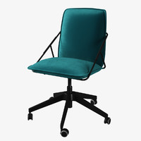 max ikea villstad swivel chair