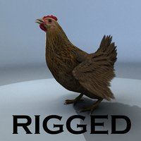 Chicken RIGGED