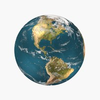 3ds max earth