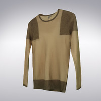 3dsmax men s cashmere sweater