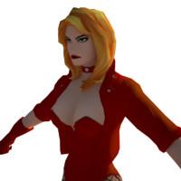3dsmax woman hot man
