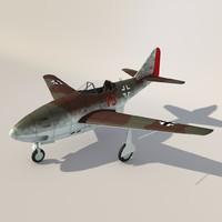 3ds ww ii messerschmitt