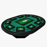 maya automated poker table 2