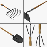 Garden Tool Collection