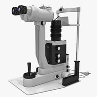Ophthalmic Slit Lamp