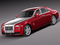 2015 rolls royce 3d 3ds