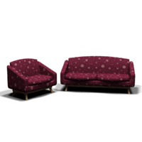 maya furniture set 2
