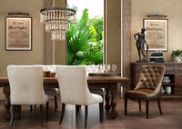 max rustic dining room