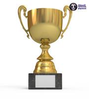 obj trophy cup