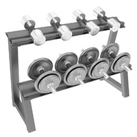 dumbbell rack max