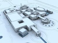 arab architecture 3d model