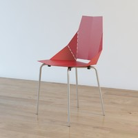 bludot chair 3d max