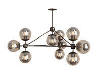 Roll & Hill Modo Chandelier - 3 Sided
