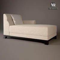jnl smoking daybed 3d max