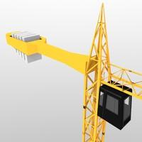 maya crane construction