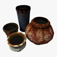 obj games pottery