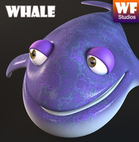 cartoon whale max