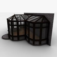 conservatory 3d 3ds