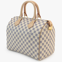 3d louis vuitton bag 04 model