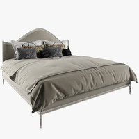 Simone Upholstered Bed