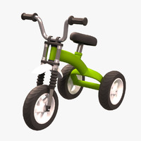 tricycle 3ds