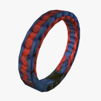 lwo paracord bracelet