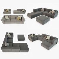 Calia Italia Richard Sofa