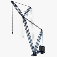 Lampson Construction Crane