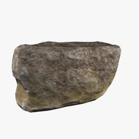 3d max rock natural