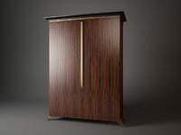 sc1030 oak design 3d max