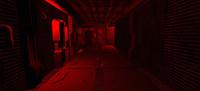 architecture hallway fbx