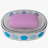 3d soap dish 2