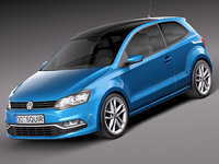 2015 volkswagen 3door 3ds