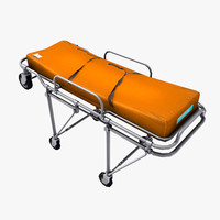 Medical Stretcher V2