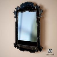 chelini mirror art 3d max