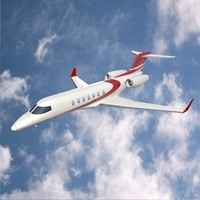 Bombardier Learjet 85 private jet