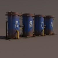 factory tanks max