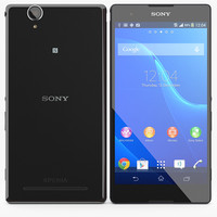 3d sony xperia t2 ultra model